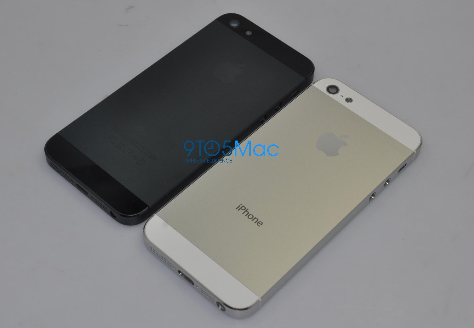 iPhone Rückseite aufgetaucht