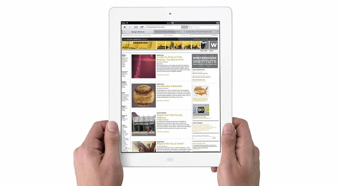 iPad 3 kommt mit LTE, aber nicht in Deutschland!