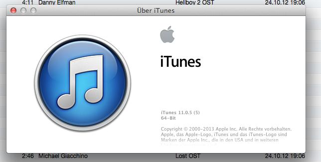 iTunes 11 veröffentlicht