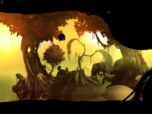 Badland Grafik