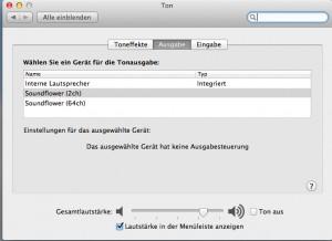Bildschirm aufnehmen am Mac mit Ton 5