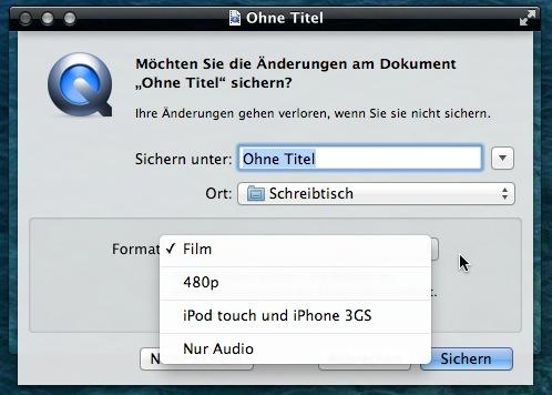 Tutorial Bildschirm Aufnehmen Am Mac Mit Ton Medianauten Das