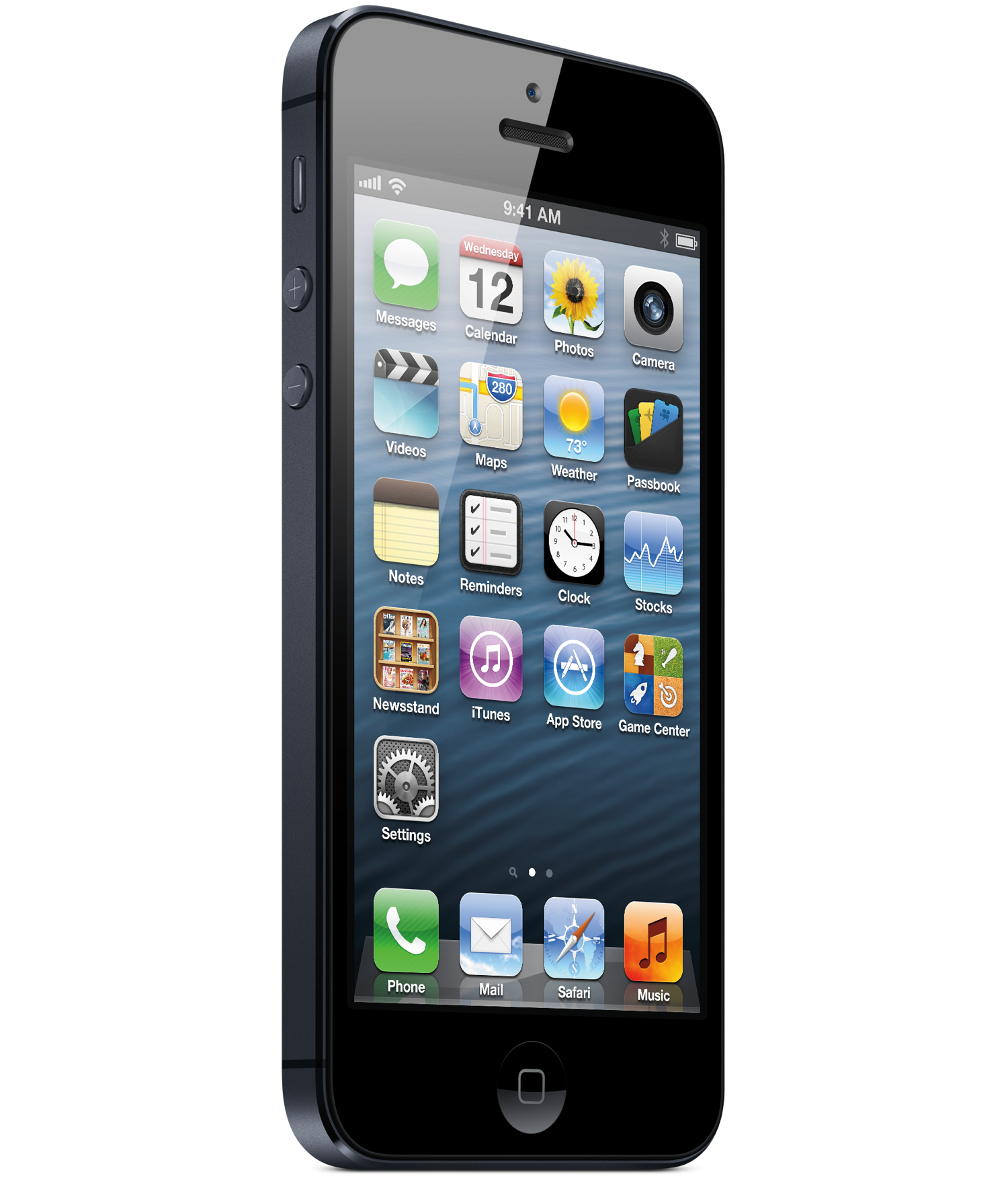 iPhone 5 mit größerem Display?