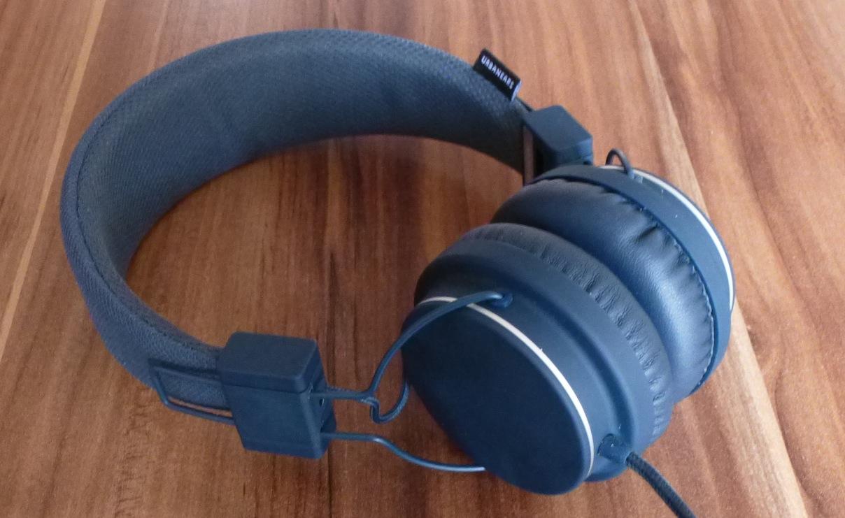 Urbanears Plattan Test: Schicke On-Ear-Kopfhörer fürs iPhone