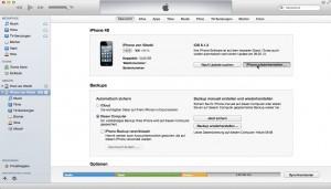 iPhone Betreiberlogo ändern - Carrier Update