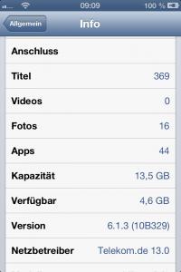 iPhone Betreiberlogo ändern Netzbetreibernummer
