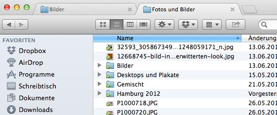 Xtra Finder für Mac