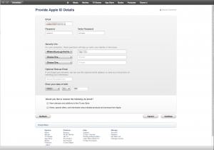 iTunes US Account erstellen 7