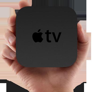 Apple TV – Heimisches Fernsehen via Remote App