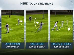 FIFA 14 Steuerung