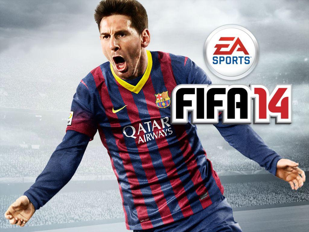 FIFA 14 Title