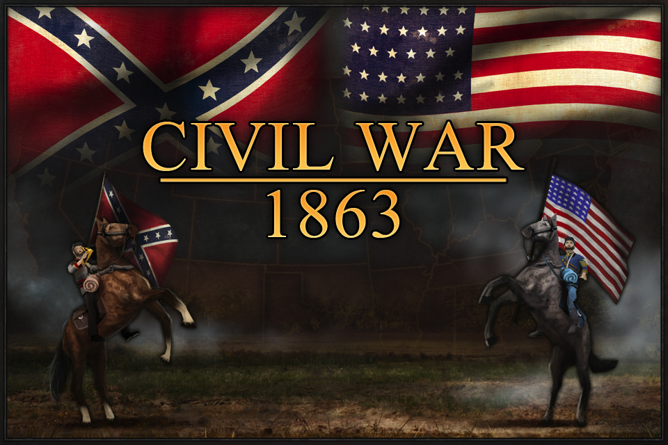 App-Test: Civil War 1863 für iPad & iPhone (+ Video)