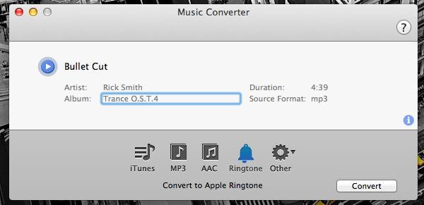 Music Converter: iPhone Klingeltöne ohne iTunes konvertieren