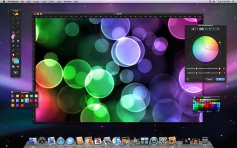 Bildbearbeitung am Mac