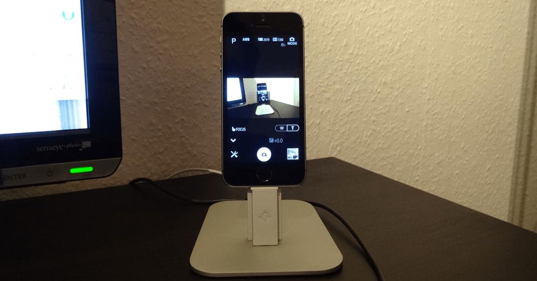 Wozu zur Hölle nutzt man ein TwelveSouth HiRise fürs iPhone?