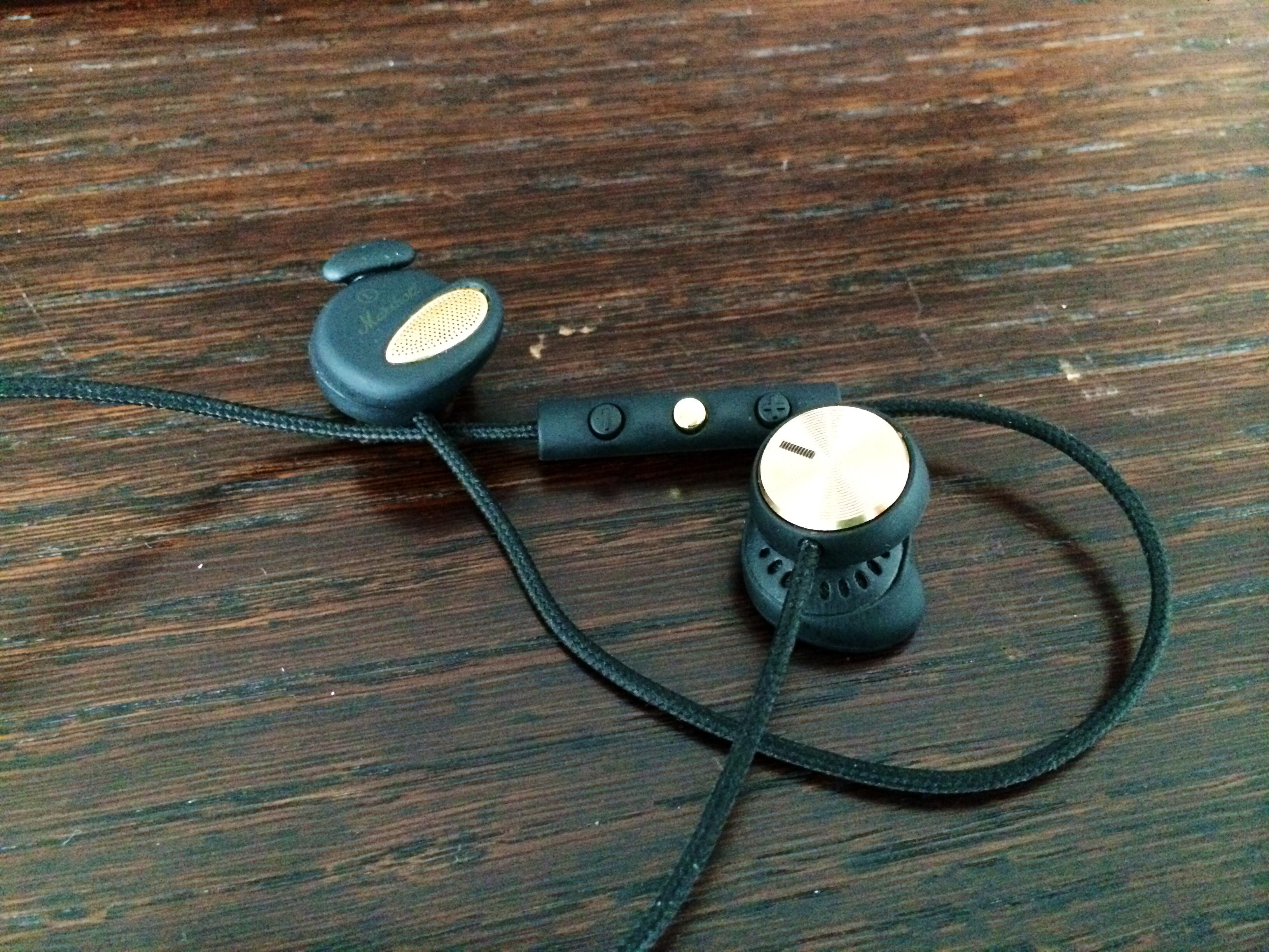 Gadget-Test: Marshall Minor FX In-Ear Kopfhörer mit Fernbedienung