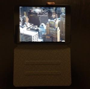 Das iPad mini fügt sich nahtlos ein