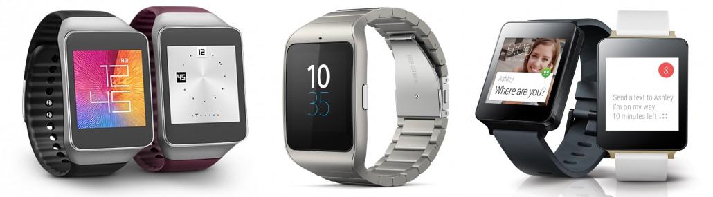 Smartwatches Vergleich